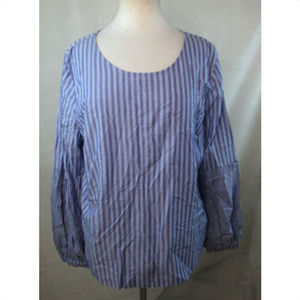 A NEW DAY Womens Plus Size Top Blouse, XXL 2XL
